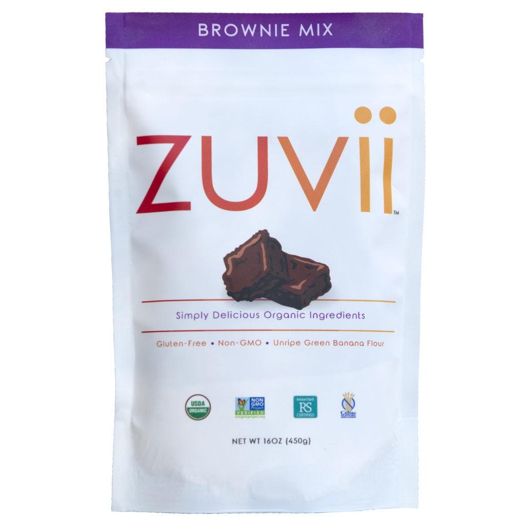 Zuvii Brownie Cake Mix