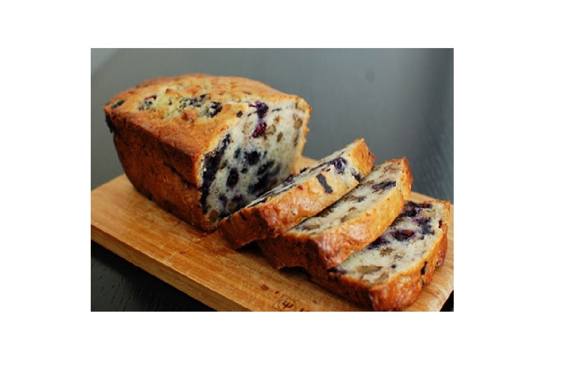 Katz Gluten Free Blueberry Loaf, 13.5 Oz.