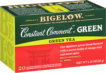 Bigelow Tea, Constant Comment Green Tea