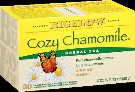 Bigelow Tea, Cozy Chamomile Herb Tea
