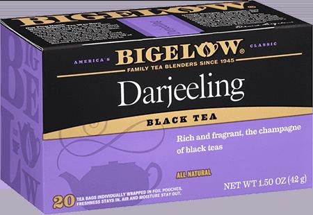 Bigelow Tea, Darjeeling Blend