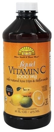 Dynamic Health Liquid Supplement, Vitamin C
