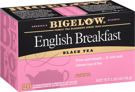 Bigelow Tea, English Breakfast