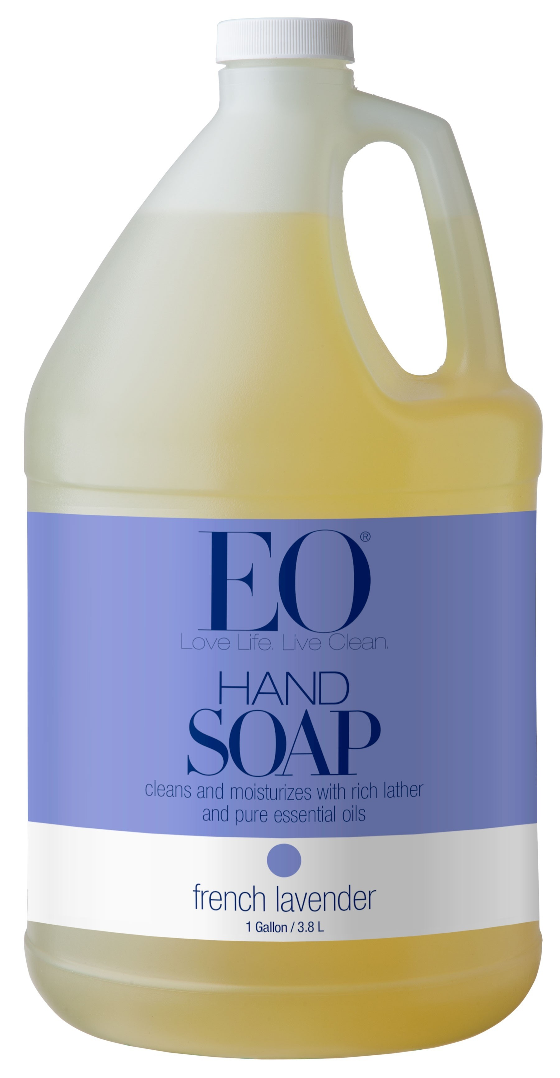 EO® Liquid Hand Soap, French Lavender - 1 Gallon