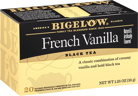 Bigelow Tea, French Vanilla (Dairy)