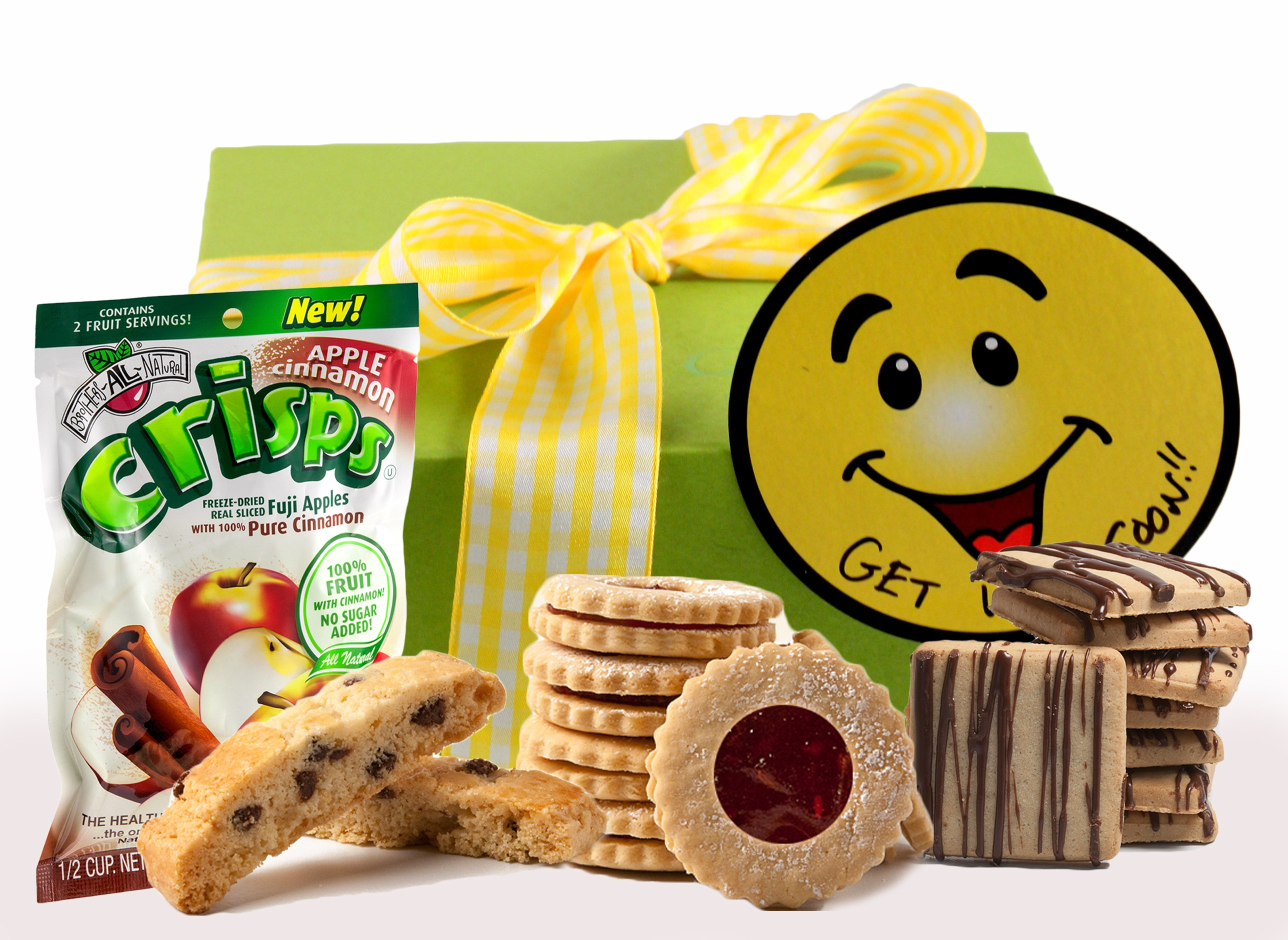 Get Well Quick! Gluten Free Gift Pack