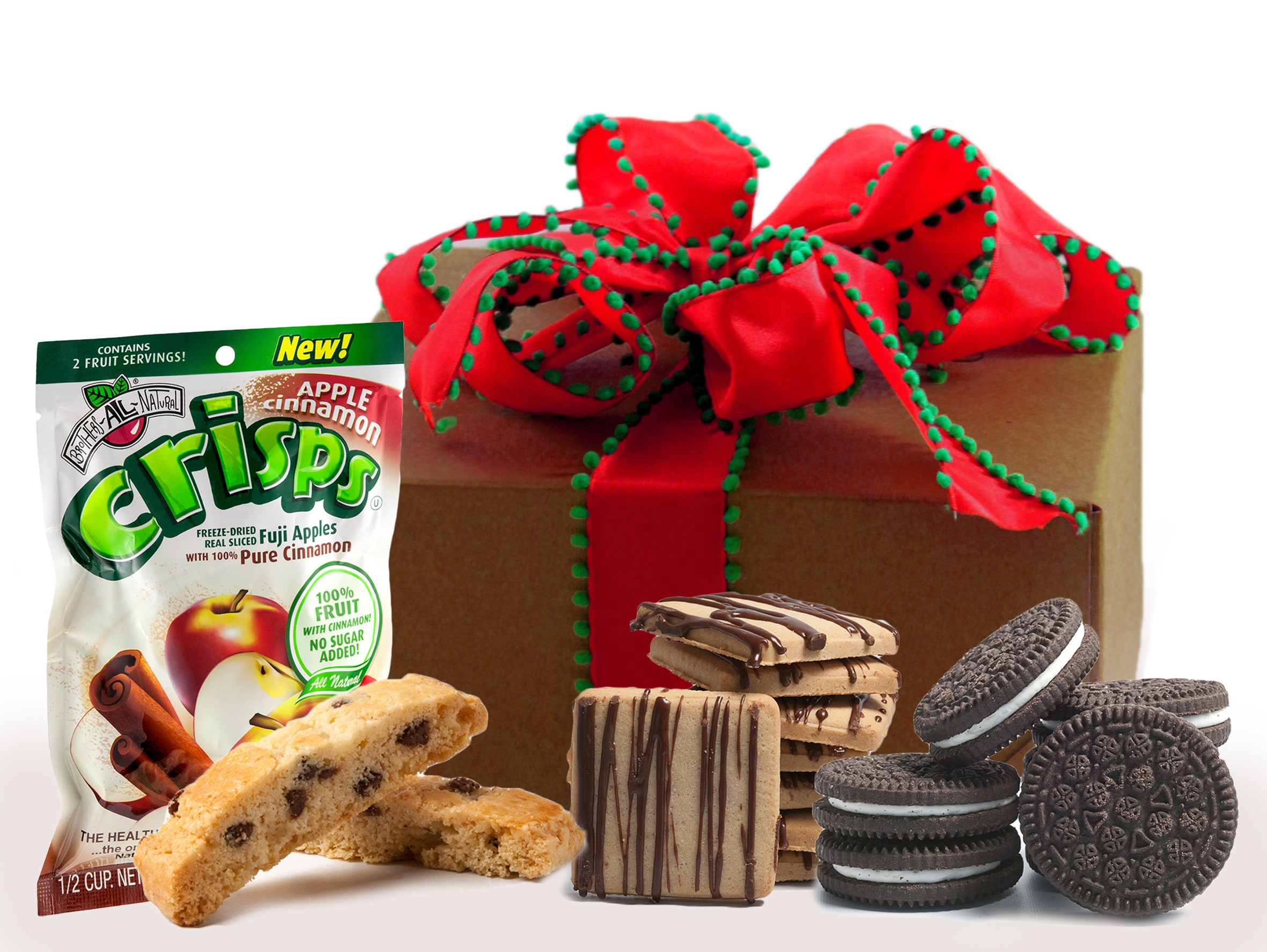 Sweet & Merry Holiday Gift Box