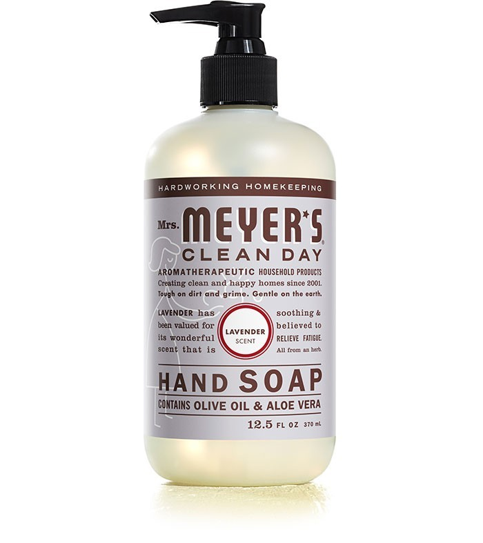 Mrs.Meyer's Liquid Hand Soap, Lavender