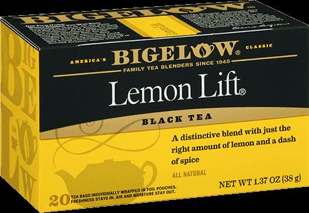 Bigelow Tea, Lemon Lift