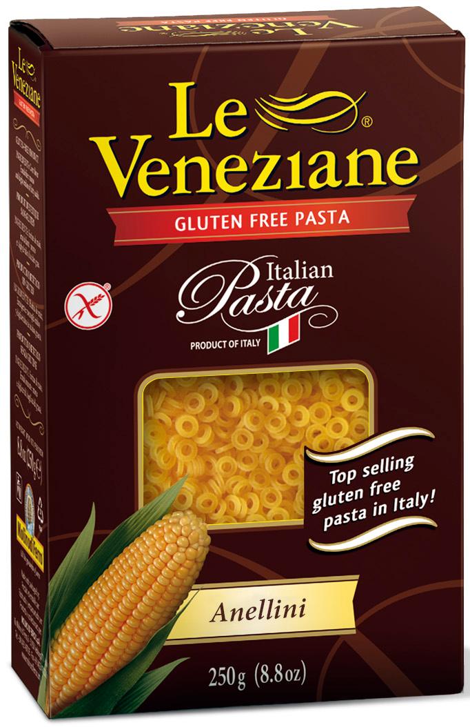 Le Veneziane Gluten Free Corn Pasta Anelini