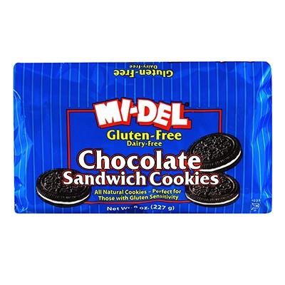 Gluten Free Chocolate Sandwich Cookie [Case of 12]
