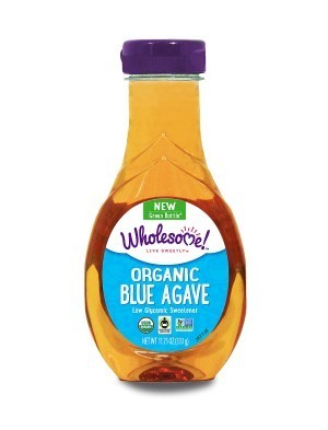 Wholesome Sweeteners, Blue Agave Syrup