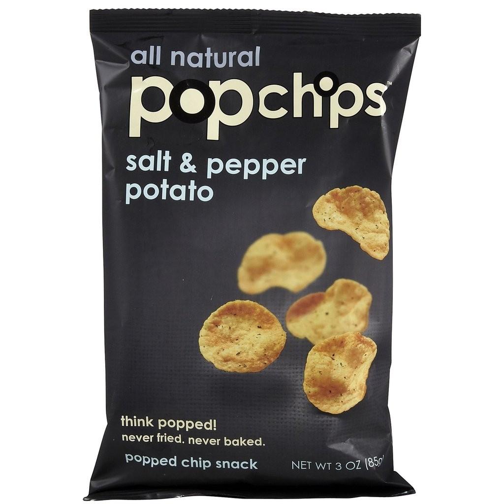 Popchips, Salt & Pepper, 5 Oz Bag