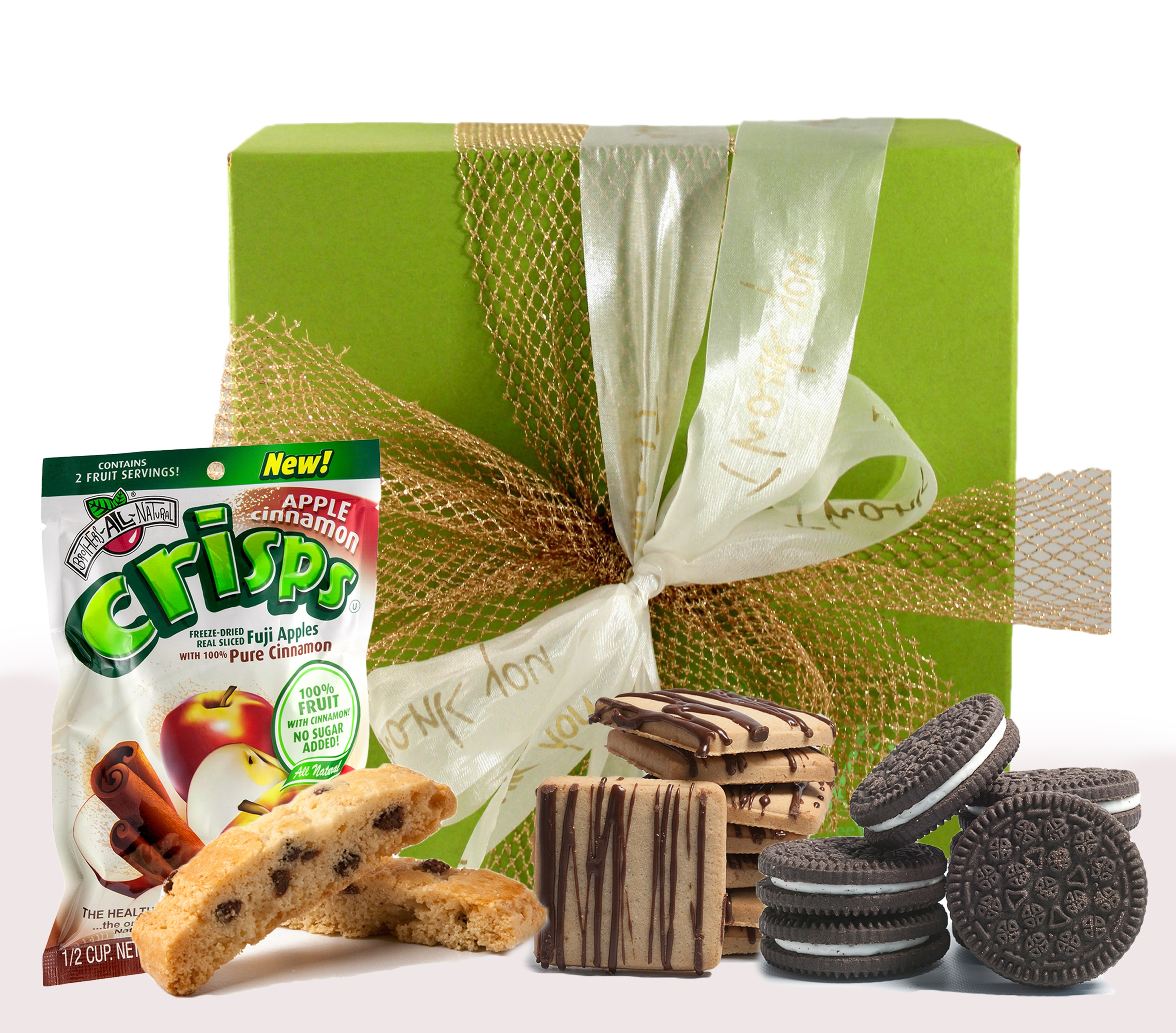 Thanks a lot gluten free cookie gift basket small gluten free cookie gift basket small negle Image collections