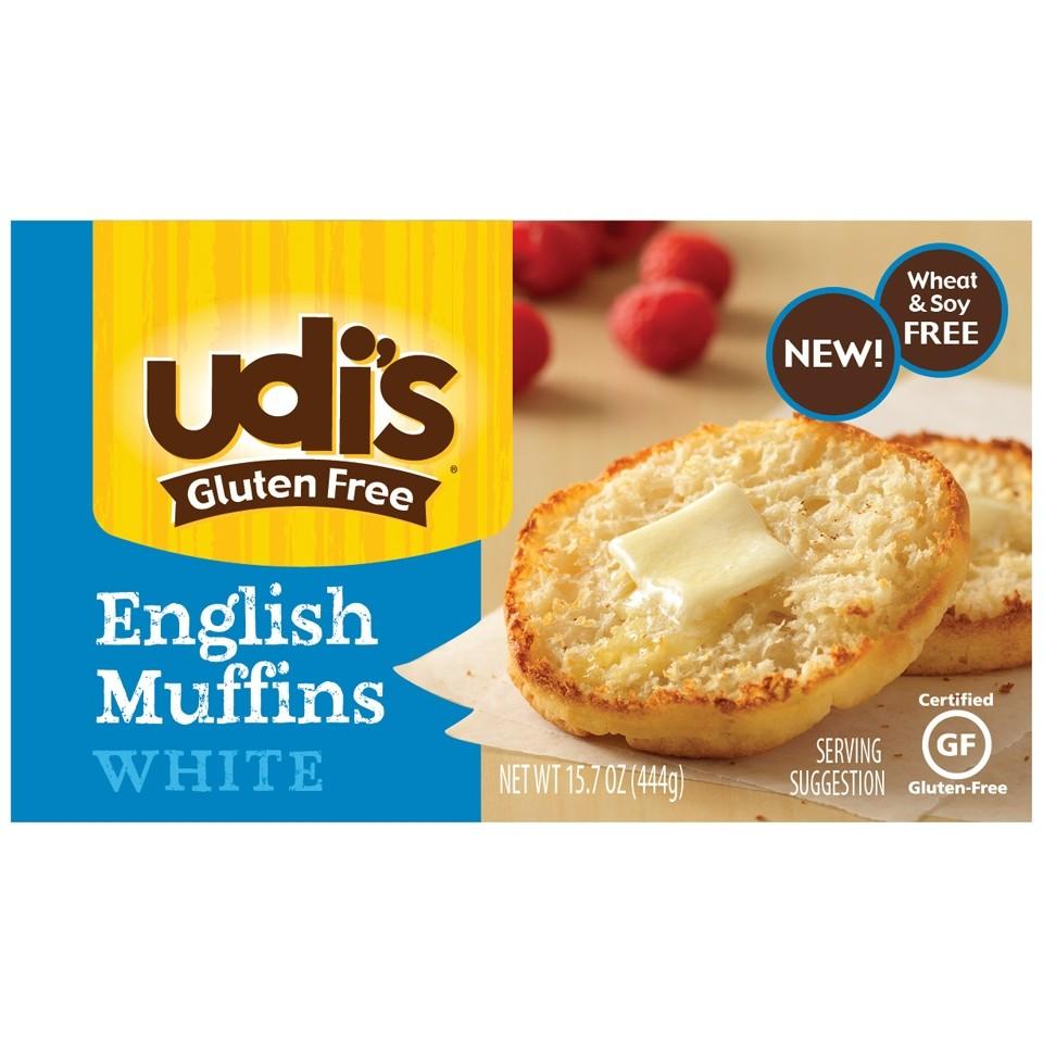 White English Muffins