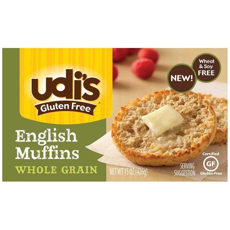 Whole Grain English Muffins