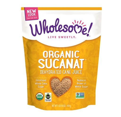 Fair Trade Certified Organic Sucanat (Sugar Substitute)