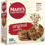 Mary's Gone Crackers, Gluten Free Crackers, Original, 6.5 Oz. Box (12 Boxes)