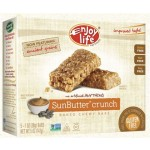 Enjoy Life Gluten Free Chewy Bar, SunButter Crunch, 5 1-oz Bars (6 Boxes per Case)