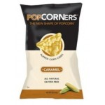 Gluten Free Popcorners, Caramel, Small Snack Bag (40 Bags)