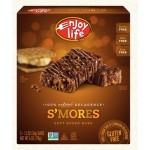 Enjoy Life Gluten Free Decadent Bars, Smores (6 Boxes per Case)