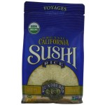 Lundberg Organic Gluten Free Sushi Rice, 2 Lb Bag (6 Pack)