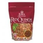 Eden Organic Gluten Free Whole Grain Red Quinoa, 16 Oz. (12 Pack)