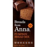 Breads From Anna Gluten Free Pumpkin Bread Mix, 18 Oz (6 Pack)