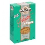Ancient Harvest Gluten Free Quinoa Pasta, Shells, 8 oz (12 Pack)