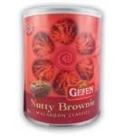 Gefen Gluten Free Chocolate Nut Brownie Macaroons, 10 Oz. (Case of 12)
