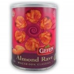 Gefen Gluten Free Almond Macaroons, 10 Oz. (Case of 12)