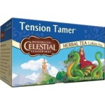 Celestial Seasoning Tension Tamer Herbal Tea (6 Boxes)