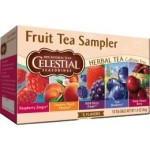 Celestial Seasonings Fruit Tea Sampler (6 Boxes)