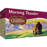 Celesetial Seasonings Morning Thunder Black Tea (6 Boxes)
