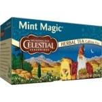 Celestial Seasonings Mint Magic Herbal Tea (6 Boxes)