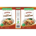 Goldbaum's, Gluten Free Israeli Couscous, 7 Oz Pack (Case of 12)
