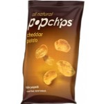 Popchips, Gluten Free Cheddar Cheese, 3.5 Oz Bag (Case of 12)