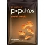 Popchips, Gluten Free Sweet Potato, 3.5 Oz Bag (Case of 12)