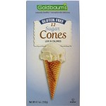 Goldbaum's Gluten Free Ice Cream Cones [Case of 12]