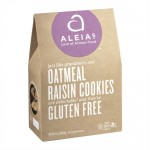Aleia's - Gluten Free Oatmeal & Golden Raisin Cookies