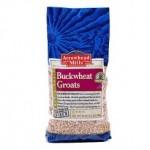 Arrowhead Mills Gluten Free Organic Buckwheat Groats, 1 lb. Bag (6 Bags)