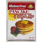 Kinnickinnick Gluten Free Pancake and Waffle Mix - Case of 6