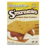 Kinnikinnick Gluten Free S'moreable Graham Crackers - Case of 6