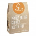 Aleia's Gluten Free Peanut Butter Cookies - Case of 6