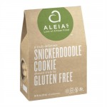 Aleia's Gluten Free Snickerdoodle Cookies - Case of 6