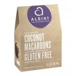 Aleia's Gluten Free Coconut Macaroon Cookies - Case of 6