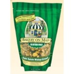 Bakery On Main, Gluten Free Apple Raisin Walnut Granola, 12 Oz Pack (Case of 6)