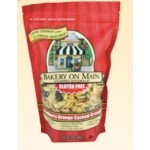 Bakery On Main, Gluten Free Cranberry Orange Cashew Granola, 12 Oz Pack (Case of 6)