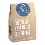 Aleia's Gluten Free Chocolate Coconut Macaroon Cookies - Case of 6