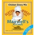Maxwell's Kitchen Gluten Free Chicken Gravy Mix - Case of 12